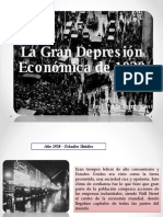 La Gran Depresion de 1929-Crisis