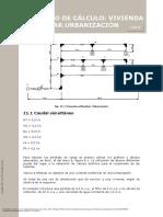 Instalador de Agua (3a. Ed.) ---- (11 Ejemplo de Cálculo Vivienda Unifamilar.urbanización)