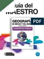 Interactivo Geografía de México
