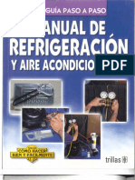 [PDF] Curso Completo De de Refrigeración y Aire Acondicionado Gratis.pdf