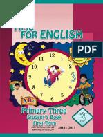 English 3prim Sb t1