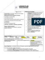 nd lesson plan template