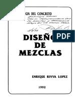Tecnologia del Concreto Diseño de Mezclas 1992 - Enrique Rivva Lopez.pdf