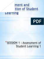 0. Assessment and Evaluation 1