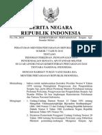 Peraturan Menteri Pertahanan No 7 tahun 2010.pdf