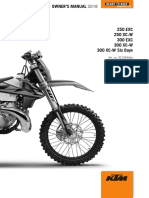 Manual ktm 250