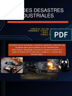 Desastres Industriales