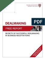 Dealmaking FR