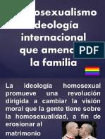 LA IDEOLOGIA HOMOSEXUAL.pps