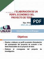 Taller Formulación Proyecto Investigación - Blgo. William Yurivilca.pptx