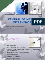 Central de Mezclas Intravenosas