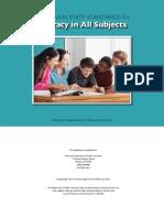 literacy - wi standards