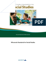 2018 wi social studies standards