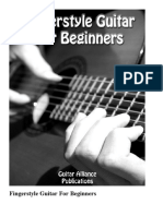 Fingerstyle Guitar for Beginners