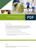 12. Ergonomi Dan Fisiologi Kerja