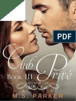 club prive book iii