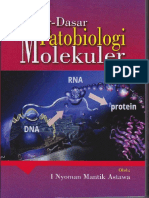 Sampul Dasar-dasar Patobiologi Molekuler