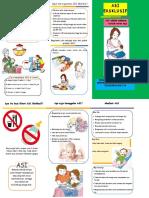 Leaflet ASI Eksklusif Doc