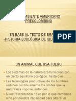 Historia Ecologica de America