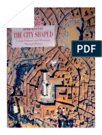 The City Shaped -Introduction the City as Artifact- The Grid