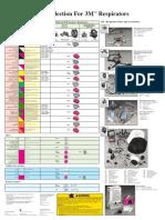 seleccion de cartuchos y filtros.pdf