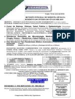 Usamedic Trujillo 2019