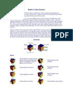 Docslide.net Rubiks Cube Solution