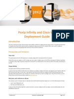 Pexip Infinity Cisco VCS Deployment Guide