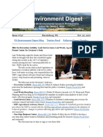 Pa Environment Digest Oct. 22, 2018