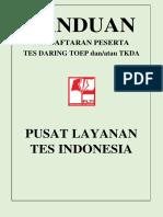 1. PANDUAN PENDAFTARAN PESERTA TES DI PLTI (1).pdf