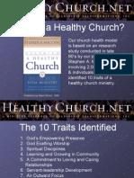 Church Survey - CHAT Survey Presentation