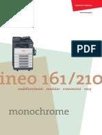 Brochure Ineo 161 210 Eng