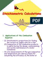 02 Stoichiometric Calculations