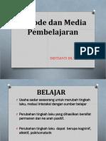 10._Metode_dan_Media_Pembelajaran.ppt