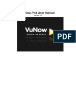 VuNow User Manual