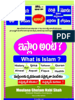 WHAT IS ISLAM IN TELUGU