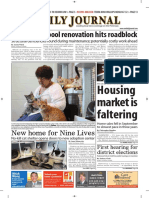 San Mateo Daily Journal 10-20-18 Edition