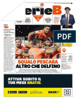 La Gazzetta Dello Sport 20-10-2018 - 8a Giornata