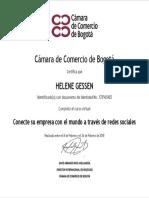 Certificado (Redes)