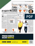 La Gazzetta Dello Sport 21-10-2018 - La Sfida