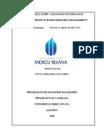 6, BE & GG, Novita Herlissha, Prof. Dr. Ir. Hapzi Ali, MM, CMA, Ethical Issues in Human Resource Managements, Universitas Mercu Buana, 2018