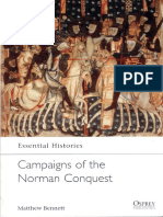 Osprey - Essential Histories 012 - Campaigns of the Norman Conquest