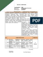 Analisis Kompetensi estimasi biaya konstruksi