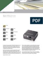 Cinterion MC52i MC55i Datasheet