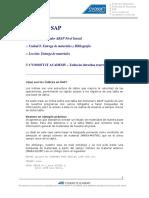 Indices en SAP v3