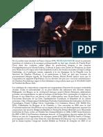 Peter Bannister (1966 - ) biographie artistique et catalogue octobre 2018