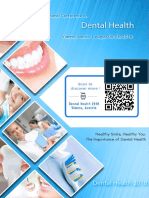 Dental Health 2018 Brochure