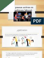 Las pausas activas en el ambiente laboral.pptx