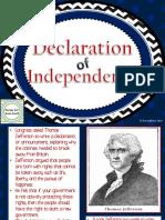 declarationofindependence ppt