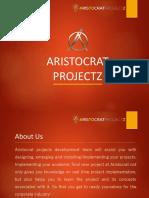 Aristocrat Projectz – A Gateway for Knowledge Base